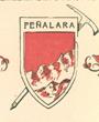 Mitgliedsdiplom der »Agrupación de alpinistas 'Peñalara'«, Madrid, Spanien. (50,1 cm x 32,4 cm)