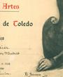 »Académico« der »Academia de Bellas Artes y Ciencias Históricas de Toledo«, Toledo, Spanien. (65,3 cm x 50,3 cm)