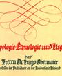Ehrenmitglied der »Gesellschaft für Anthropologie, Ethnologie und Urgeschichte München«, München, Deutschland. (29,5 cm x 50,2 cm)