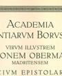Korrespondierendes Mitglied der »Preußischen Akademie der Wissenschaften«, Berlin, Deutschland. (31,2 cm x 41,0 cm)