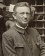Recto: Foto von Hugo Obermaier in Pamplona 1924. Verbleib: Archiv der Hugo Obermaier-Gesellschaft, Erlangen.