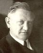 Recto: Portrait von Hugo Obermaier.Verbleib: Archiv der Hugo Obermaier-Gesellschaft, Erlangen.